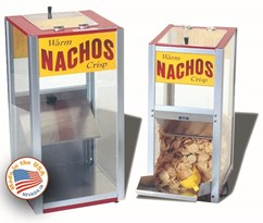 Nacho Display Warmers - 79 or 113 Litre capacity