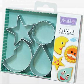 Universe Cookie Cutter Set
