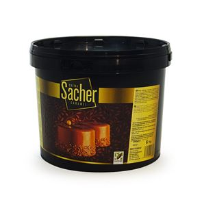 Sacher Caramel Coating Cream - 6kg