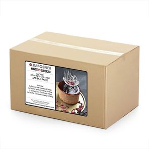 SACHER COATINGS SAMPLE PACK - 400g Tubs