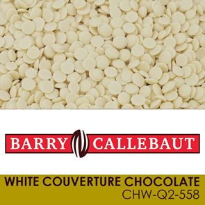 White Couverture Chocolate - Callebaut 10kg