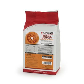 NEW - All In One Waffle Mix - 2.3kg BAG