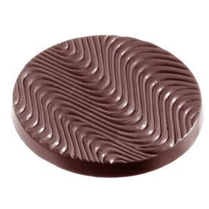 Chocolate Mould - Florentine - 49mm - CW1077
