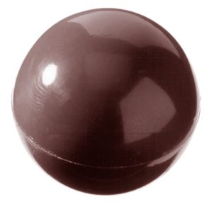 Chocolate Mould - Sphere - 25mm