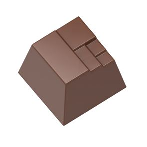 Chocolate Mould - Modern Square