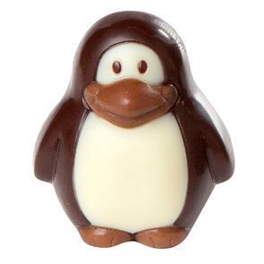 Chocolate Mould - Penguin - 2 x Trays