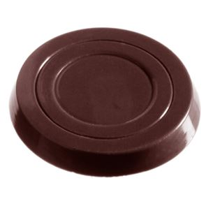 Chocolate Mould - Relogio - 39mm