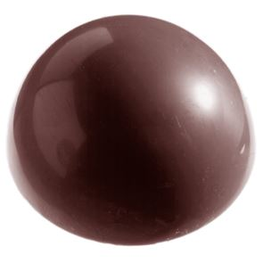 Chocolate Mould - Sphere - 70mm