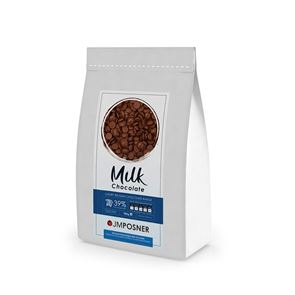 Finest Belgian Milk Chocolate 900g Bag