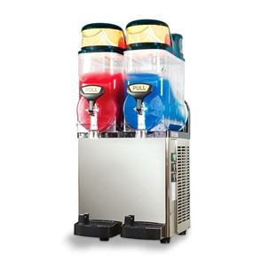 Slush Machine 2 x 12 Litre Tanks