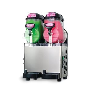 NEW Slush Machines 2 x 7.5 Litre Tanks