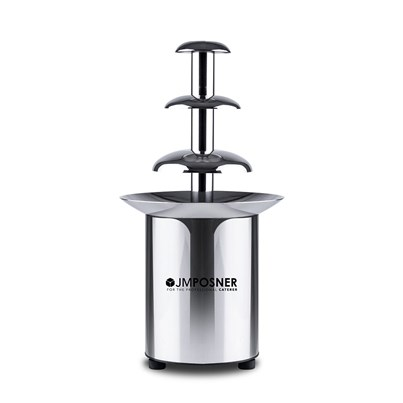 JM Posner Battery Operated Tabletop Chocolate Fountain