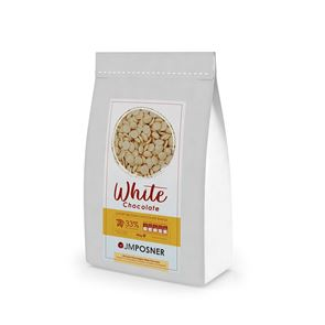 Finest Belgian White Chocolate - 900g