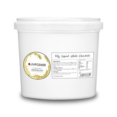 6kg Liquid White Chocolate